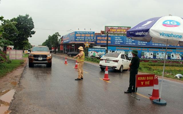 Thái Nguyên siết chặt người ra vào tỉnh, xử nghiêm doanh nghiệp vi phạm - 4