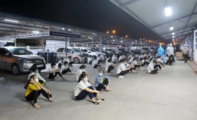 Thái Nguyên siết chặt người ra vào tỉnh, xử nghiêm doanh nghiệp vi phạm - 2