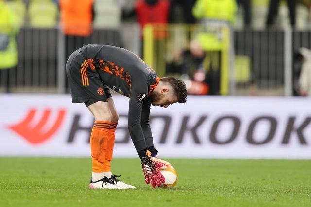 De Gea trở thành tội đồ khiến Man Utd tan mộng vô địch Europa League - 15