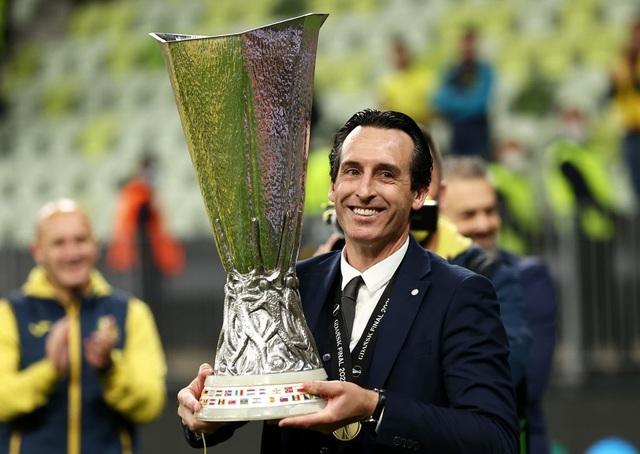 Villarreal hạ Man Utd, HLV Unai Emery đi vào lịch sử Europa League - 2