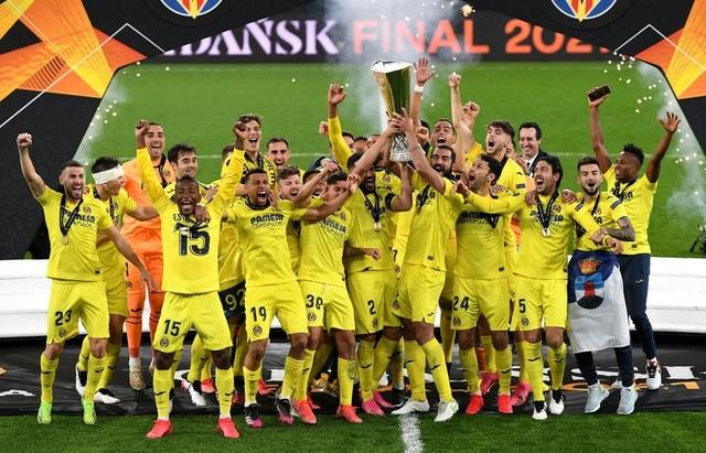 Villarreal hạ Man Utd, HLV Unai Emery đi vào lịch sử Europa League - 1