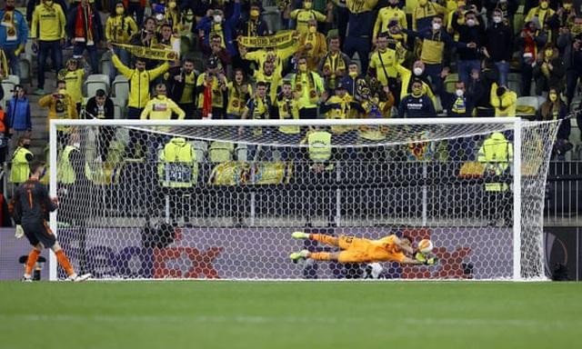 Villarreal hạ Man Utd, HLV Unai Emery đi vào lịch sử Europa League - 3