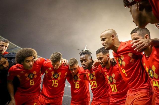 Đội tuyển Bỉ bất ngờ được dự đoán vô địch Euro 2020 - 1