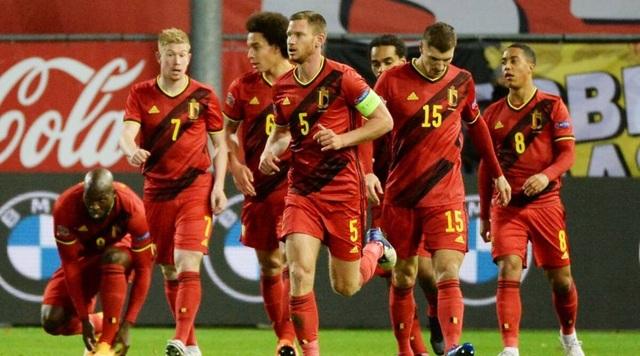 Đội tuyển Bỉ bất ngờ được dự đoán vô địch Euro 2020 - 2