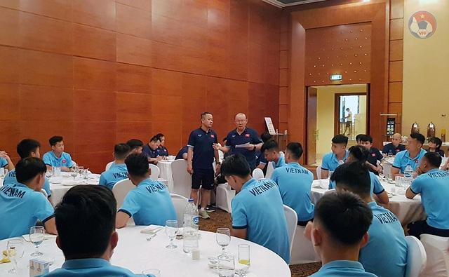 HLV Park Hang Seo: Đội tuyển Việt Nam phải hy sinh sở thích cá nhân - 3