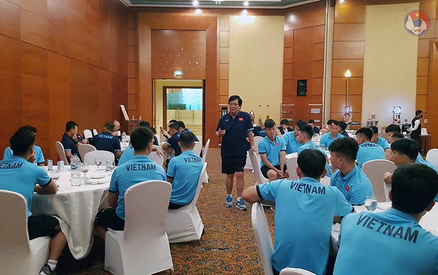 HLV Park Hang Seo: Đội tuyển Việt Nam phải hy sinh sở thích cá nhân - 4