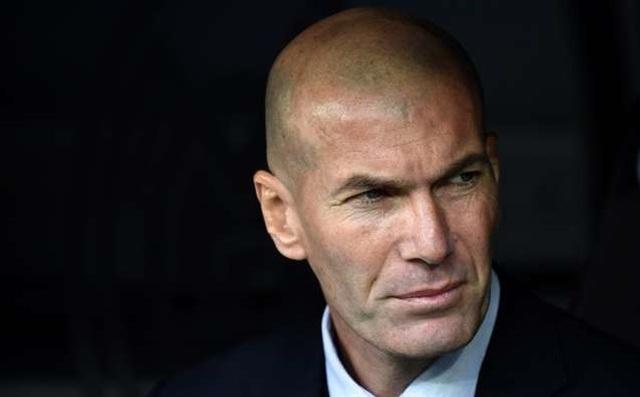 HLV Zidane chính thức chia tay Real Madrid - 1