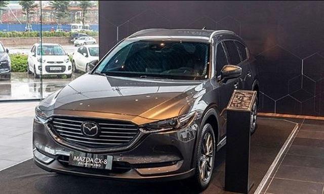 Kích cầu thị trường cuối tháng 5, nhiều xe giảm giá trăm triệu - 1