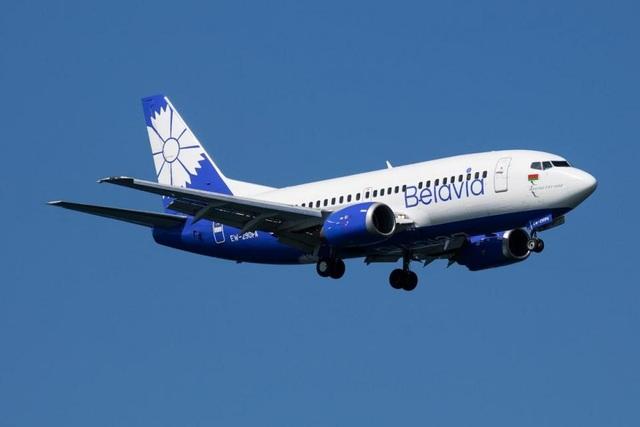 Máy bay phải quay đầu vì bị cấm cửa, Belarus tố Pháp không tặc - 1