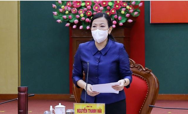 Thái Nguyên siết chặt người ra vào tỉnh, xử nghiêm doanh nghiệp vi phạm - 1