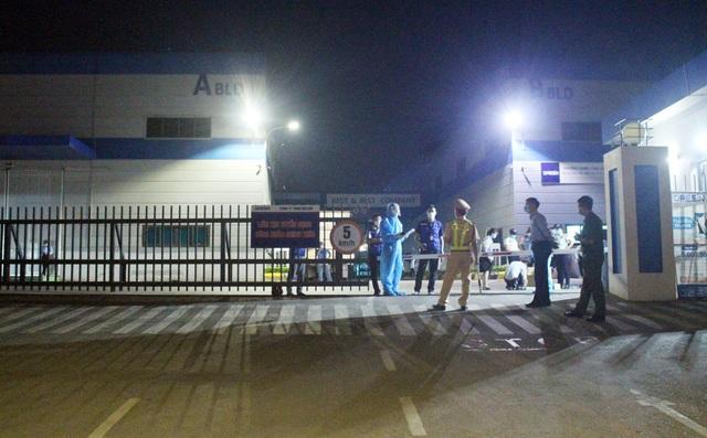 Thái Nguyên siết chặt người ra vào tỉnh, xử nghiêm doanh nghiệp vi phạm - 3