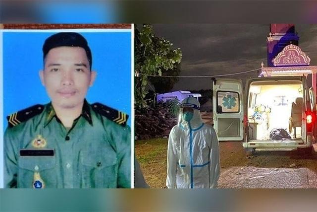 Campuchia: Bệnh nhân Covid-19 trốn viện sát hại sĩ quan quân đội - 1