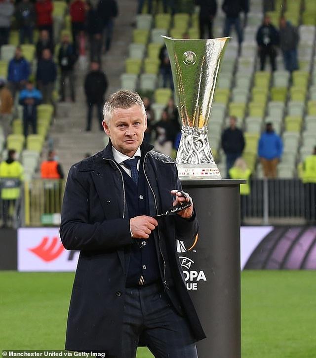 Man Utd thua đau đớn Villarreal ở trận chung kết Europa League - 3