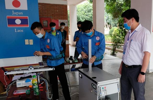 Trao 4 giải Nhất tại kỳ thi kỹ năng nghề tỉnh Nghệ An năm 2021 - 2