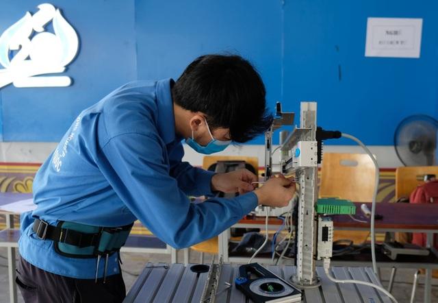 Trao 4 giải Nhất tại kỳ thi kỹ năng nghề tỉnh Nghệ An năm 2021 - 1