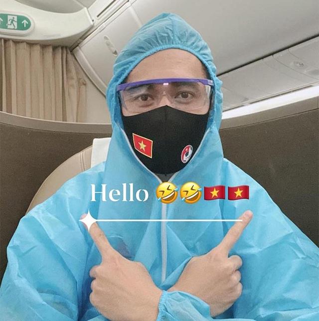 Các tuyển thủ Việt Nam nói gì sau khi đến UAE? - 3