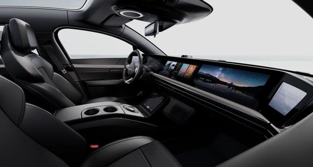 Xe điện Vision-S của Sony bắt đầu chạy thử trên đường phố - 3