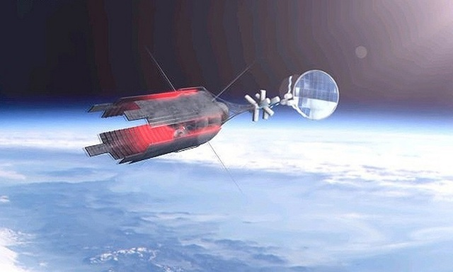 Nga sẽ đưa tàu vũ trụ hạt nhân vào không gian để thực hiện sứ mệnh liên hành tinh - 1