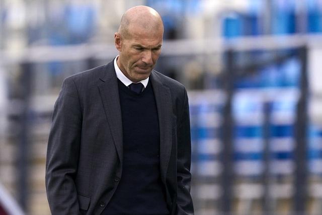 HLV Zidane chính thức chia tay Real Madrid - 2