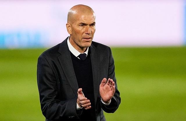 HLV Zidane quyết định chia tay Real Madrid lần thứ hai - 1
