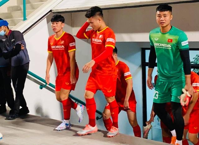 Đội tuyển Việt Nam xông đất UAE, nhận lệnh đặc biệt vụ Triều Tiên bỏ giải - 1