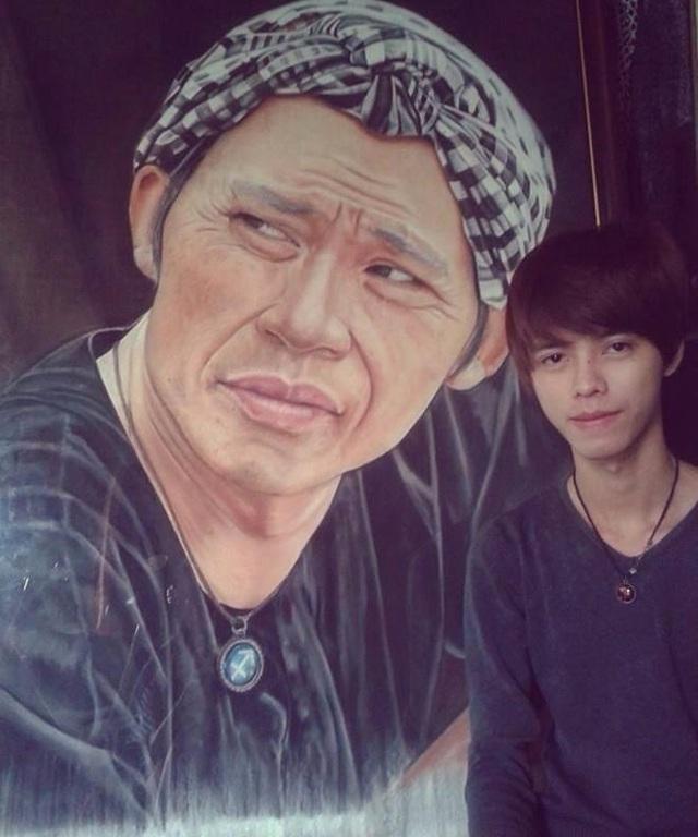 9X Sài Gòn bỗng nổi như cồn nhờ tài vẽ tranh sống động như thật - 2