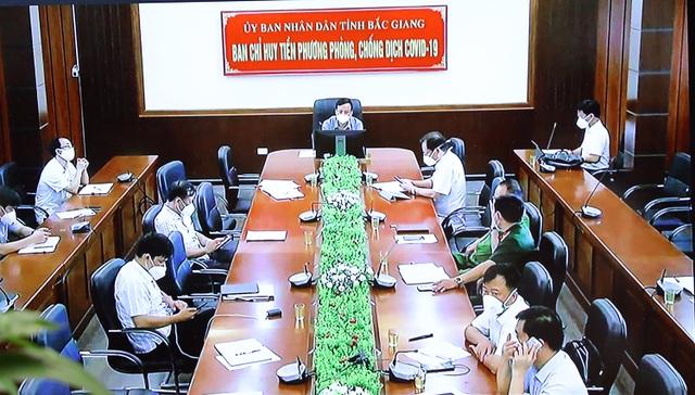 Bắc Giang xét nghiệm 14.000 người, dự kiến công bố số ca nhiễm cao - 2