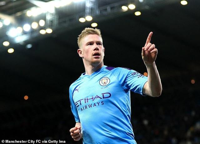 Man City sẽ làm nên lịch sử ở chung kết Champions League? - 2