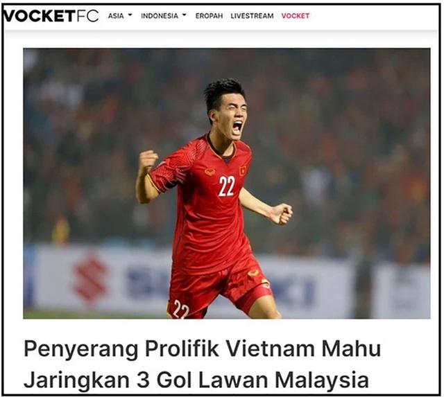 Báo Malaysia đưa tin sai về Tiến Linh trước đại chiến với tuyển Việt Nam - 2