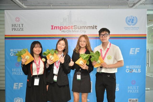 Sinh viên SIU và hành trình lọt vào vòng bán kết Hult Prize Đông Nam Á - 1
