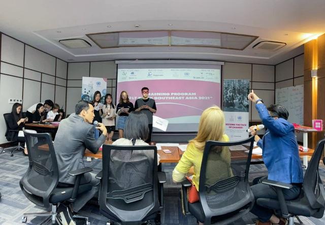 Sinh viên SIU và hành trình lọt vào vòng bán kết Hult Prize Đông Nam Á - 3