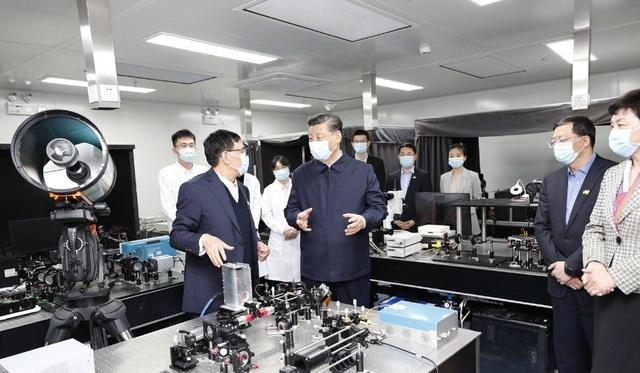 Cạnh tranh trực tiếp với Mỹ, Trung Quốc lập 12 đại học công nghệ hàng đầu - 1