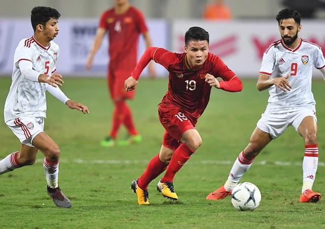 FIFA cảnh báo đội tuyển Việt Nam trong nỗ lực làm nên lịch sử - 1