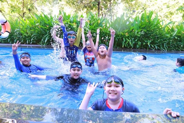 Mùa hè thời điểm vàng cho trẻ phát triển năng khiếu và trau dồi kỹ năng - 3
