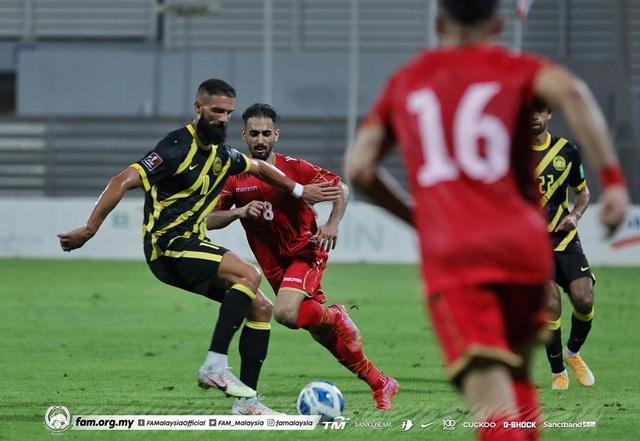 Đội tuyển Malaysia lộ đội hình sau trận giao hữu với Bahrain - 3