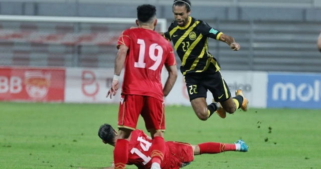 Đội tuyển Malaysia lộ đội hình sau trận giao hữu với Bahrain - 1