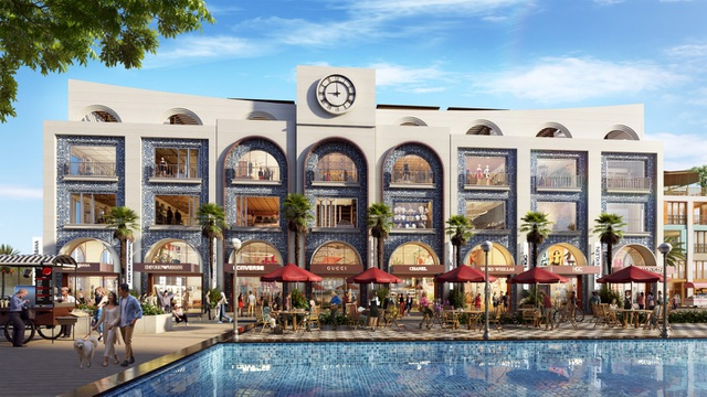 Giải mã sức hút Vip 18 căn shophouse cuối cùng đẹp nhất dự án Vega City Nha Trang - 2