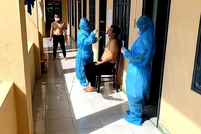 Quảng Bình: 4 người Trung Quốc nhập cảnh trái phép âm tính với SARS-CoV-2 - 1