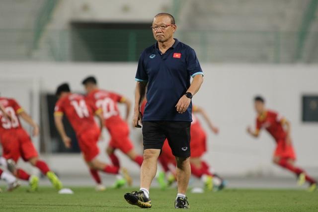 HLV Park Hang Seo: Đội tuyển Việt Nam đã bị lộ bài - 1