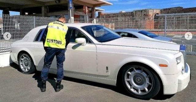 Hải quan Italia tịch thu một chiếc Rolls-Royce vì lý do bất ngờ - 4