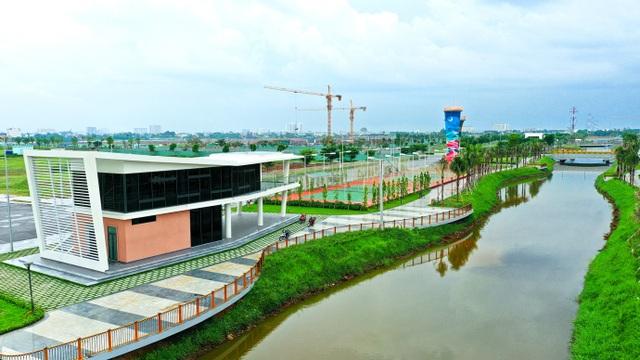 Van Phuc Group đẩy mạnh hoàn thiện các tiến độ tiện ích trong năm nay - 2