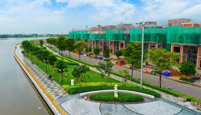 Van Phuc Group đẩy mạnh hoàn thiện các tiến độ tiện ích trong năm nay - 3