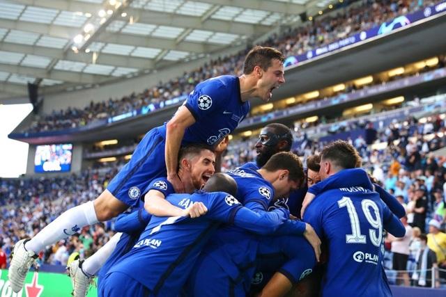 Những khoảnh khắc Chelsea hạ gục Man City tại chung kết Champions League - 12