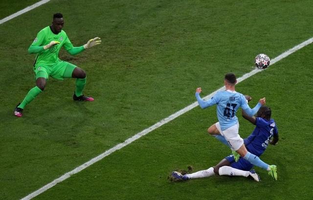 Những khoảnh khắc Chelsea hạ gục Man City tại chung kết Champions League - 7