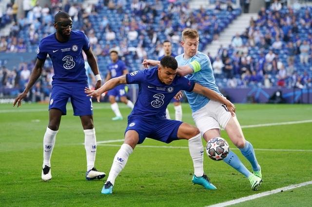 Những khoảnh khắc Chelsea hạ gục Man City tại chung kết Champions League - 3