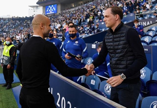 Những khoảnh khắc Chelsea hạ gục Man City tại chung kết Champions League - 2