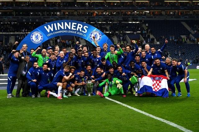 Những khoảnh khắc Chelsea hạ gục Man City tại chung kết Champions League - 21