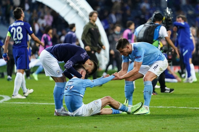 Những khoảnh khắc Chelsea hạ gục Man City tại chung kết Champions League - 19