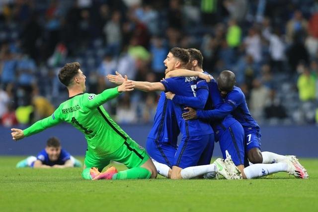 Những khoảnh khắc Chelsea hạ gục Man City tại chung kết Champions League - 17