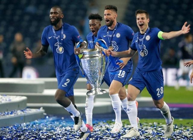 Những khoảnh khắc Chelsea hạ gục Man City tại chung kết Champions League - 24